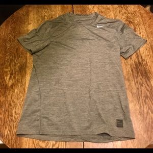 Nike Pro Dri-Fit Fitted Tee Shirt